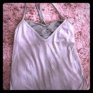 Lululemon 2 in 1 tank